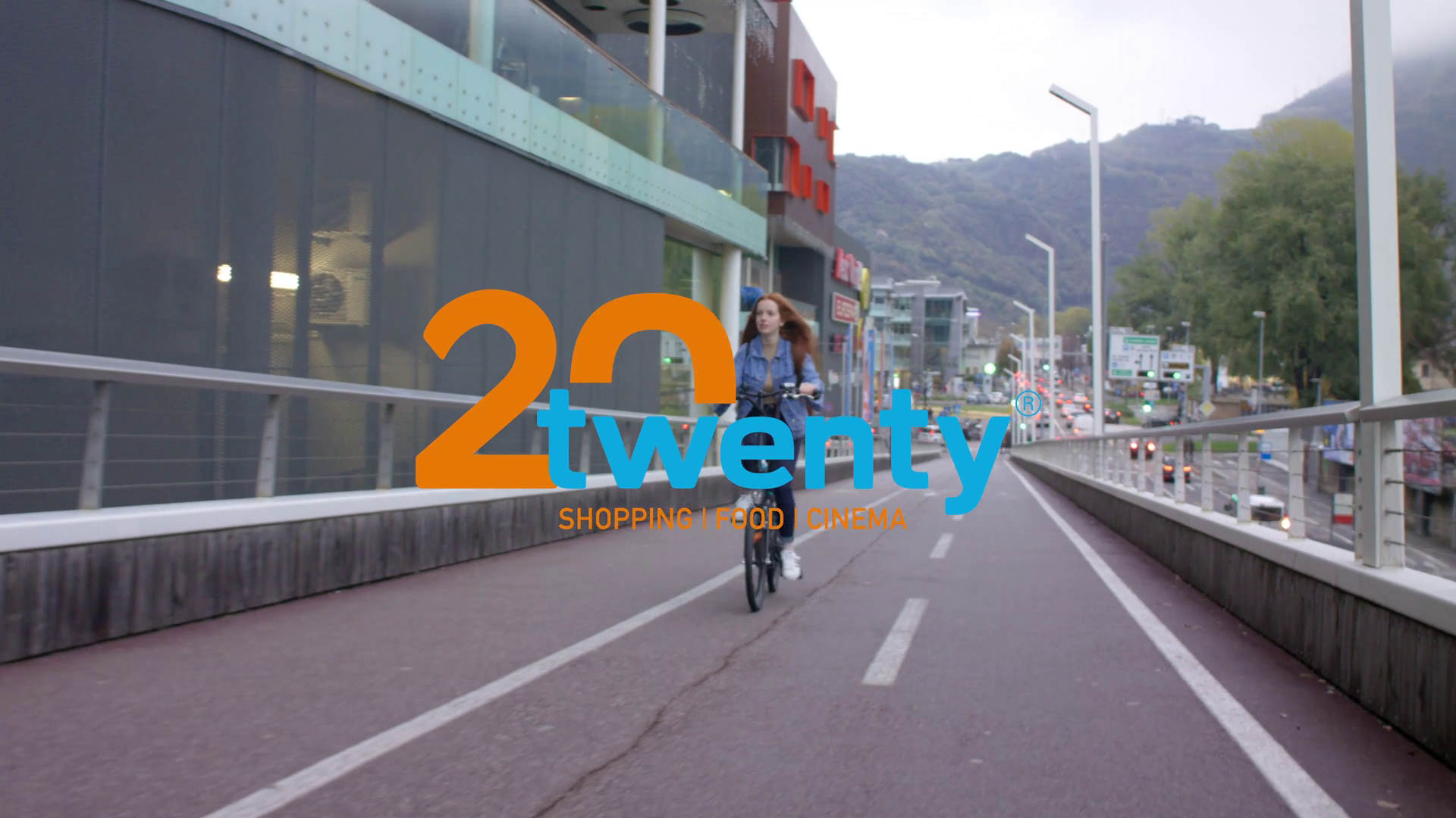 Spot Twenty shopping center - Frabiatofilm